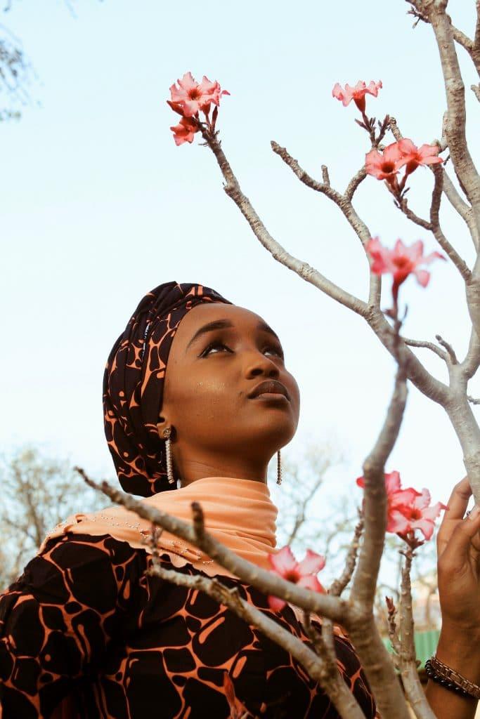 turban africain